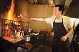 CHRIS DUFFEY - Best Use of a Fireplace: Camino.
