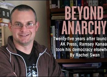 Beyond Anarchy at PM Press