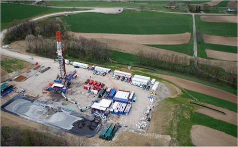 Big Oil and Gas want to weaken fracking bill.