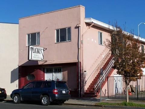 The site of the future Birdland Jazzista Social Club. - LOOPNET.COM