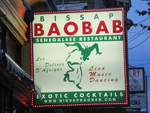 Bissap Baobabs original SF spot (via Facebook)