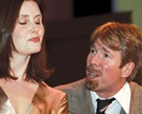 TIFFANY BOSWELL - Blithe Spirit is a knockout success.