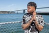 Bobby Brackins underscored his sense of belonging to the local scene despite his involvement in bigger projects.