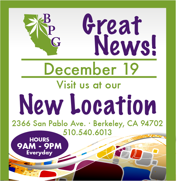 BPGs graphic announcing its reopening