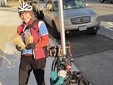 JESSE HIRSCH - Bread by bike.