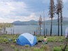 Camping in the backcountry of a national park or forest is one way to beat the crowds.