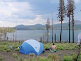 NATE SELTENRICH - Camping in the backcountry of a national park or forest is one way to beat the crowds.