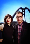 Carrie Brownstein and Fred Armisen appear January 30.