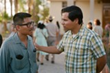 Cesar Chavez brings the union organizer and his times to life like no documentary could.