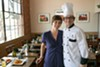 Chef Barry Horton and Jennifer Jones Horton, owners of Sanctuary Bistro.