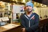 Chef Chikara Ono works magic with raw fish.