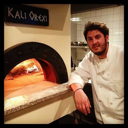 Chef Nick Eftimiou (via Facebook)