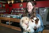 BERT JOHNSON - Chickin and Waffles, the Pomeranians at 1-2-3-4 Go! records, have divergent tastes in music.