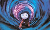 Childlike delight and terror make Coraline completely enchanting.