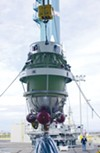 CHIPS was sent into space atop a Boeing Delta-II rocket at Vandenberg Air Force Base.