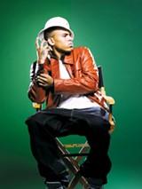 MARK MANN - Chris Brown