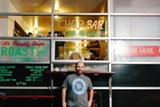 WES SUMNER - Chris Pastena of Chop Bar is working on three new restaurants in Oakland.