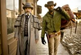 Christoph Waltz steals the show as Dr. King Schultz, while Jamie Foxx, as the hero Django, is its weakest link.