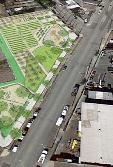 City Slicker Farms Breaks Ground On New Urban Park and Farm