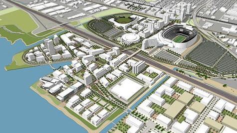Coliseum City.