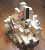 """Colleen Flaherty's """"Boxes."""""""