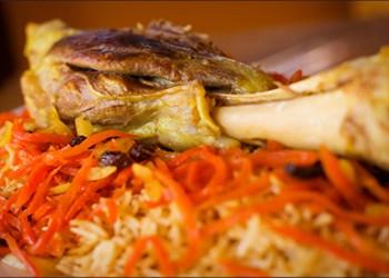 Comfort Food at Oakland's Kamdesh Afghan Kabab House