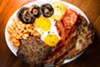 CommonWealth has the best traditional English breakfast in the East Bay.
