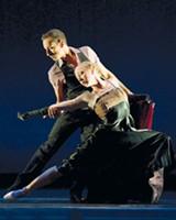 Company C Contemporary Ballet.