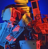 Computers detritus or art?
