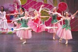 Contra Costa Ballet's Story of the Nutcracker.