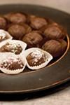 Coracao Confections' raw vegan chocolates.