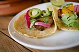 CHRIS DUFFEY - Cosecha's best dishes, like the pork belly tacos, have a simplicity that glows from the inside.