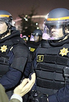 Counter-Terrorism Officials Helped Track Black Lives Matter Protesters