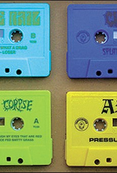 Crazy for the Cassette