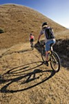 Critics say mountain bikers pose a danger to other trail users.