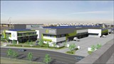 COURTESY OF CWS - CWS' proposed sorting facility.