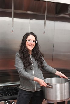 Dafna Kory just opened her own kitchen.