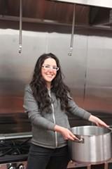 LUKE TSAI - Dafna Kory just opened her own kitchen.