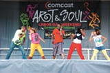 CAM VILAY/FLICKR (CC) - Dancers at last year's Art & Soul.