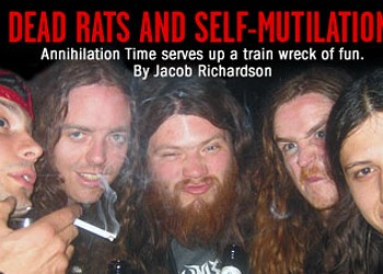 Dead Rats and Self-Mutilation