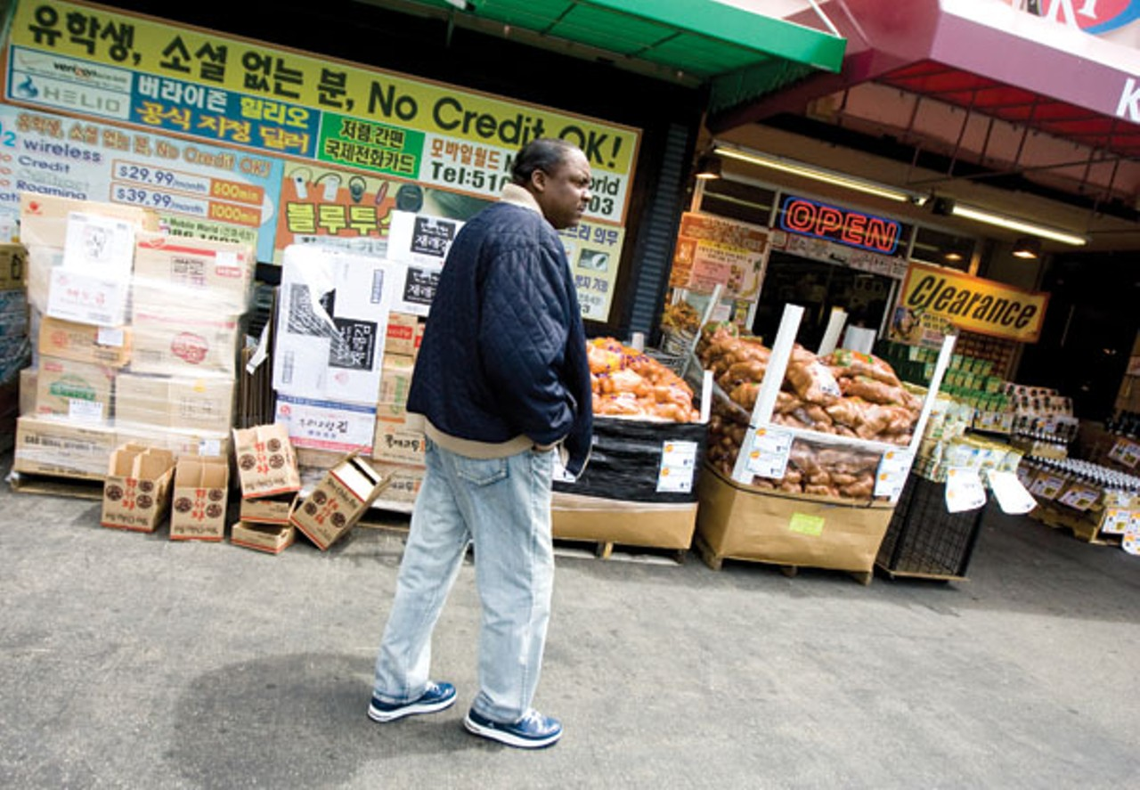 Oakland's Koreatown Isn't Your Typical Ethnic Enclave | East