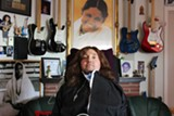 KATHLEEN RICHARDS - Despite his illness, Becker continues to make music.