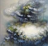 Detail of Jenn Shifflet's untitled piece.