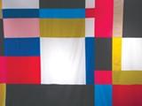 "DEWITT CHENG - Detail of Mario Lulic's ""Hommage Otti Berger."""