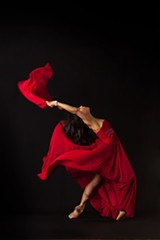 TIFFANY FONG - Diablo Ballet's Hiromi Yamazaki
