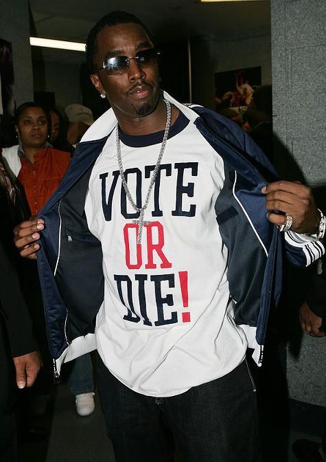 Listen to Diddy.
