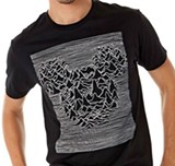 Disney pulled this shirt off its site when it learned that Joy Division singer Ian Curtis committed suicide.
