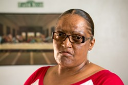 Donna Turner, a Berkeley resident who lost her license due to traffic fine debts. - BERT JOHNSON / FILE PHOTO