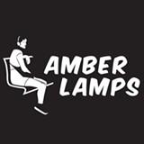 "Drew Fioravanti's ""Amber Lamps"" T-shirt design."