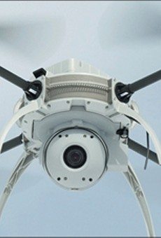 Drone Surveillance May Be Unconstitutional